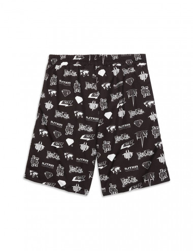 Iuter Horns allover boardshort 20SIBS03