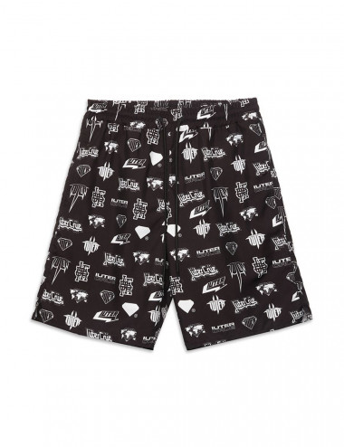 Horns allover boardshort