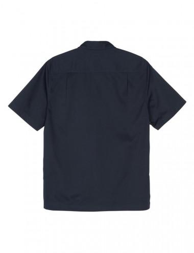 Side taped garage shirt
