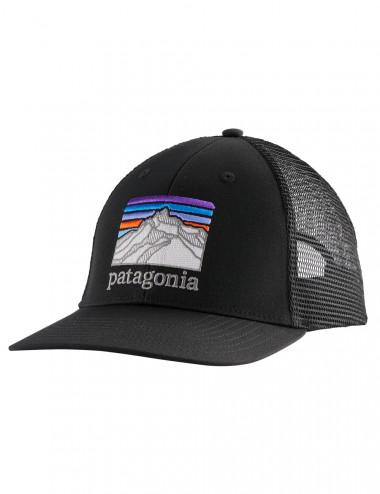 Line logo ridge lo pro trucker hat