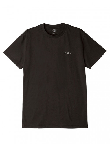 Obey micro novel sustainable tee