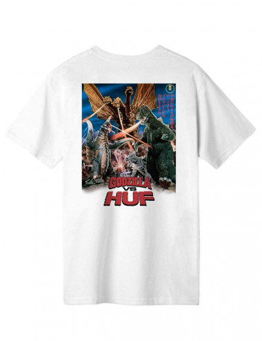 Huf Destroy all monsters tee 71220MC000079-G