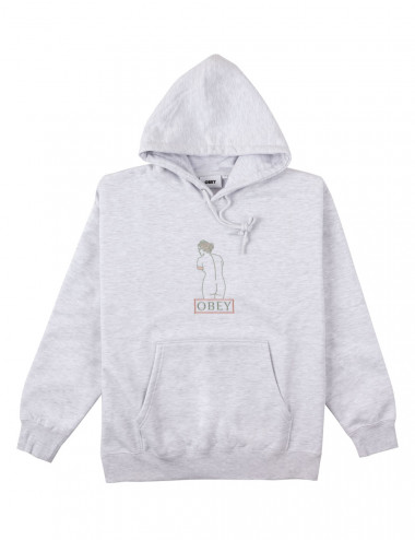 Obey statue hoodie