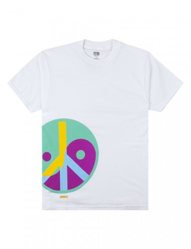 Love peace anarchy classic t-shirt