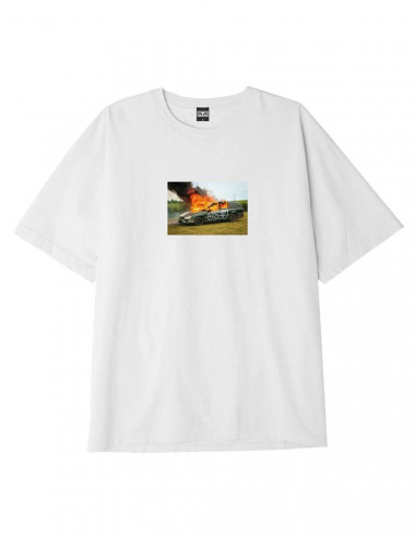 Obey The suburbs heavyweight t-shirt 166912533