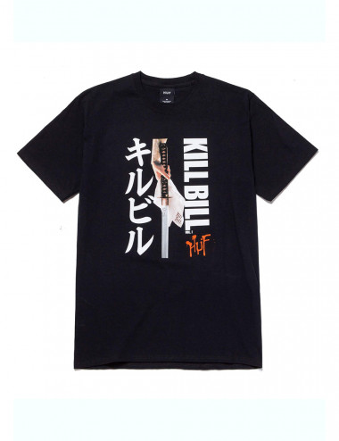 Huf x kill bill chapters t-shirt
