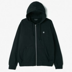 Obey Felpe cappuccio Eighty nine icon zip hooded fleece 111620024