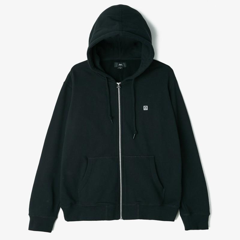 Felpe cappuccio Obey Eighty nine icon zip hooded fleece 111620024
