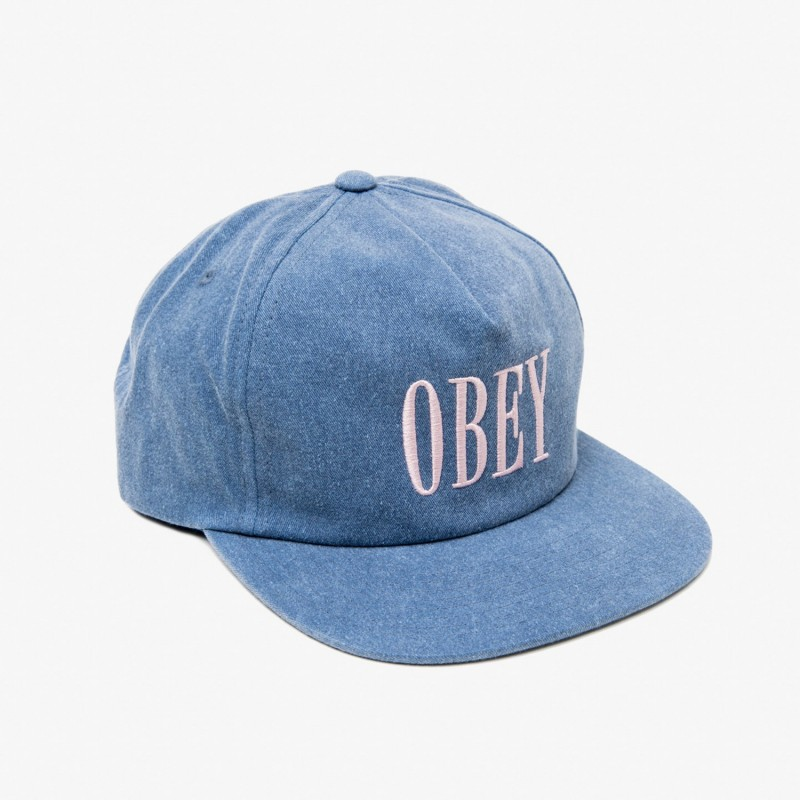 Cappellino Obey In bloom snapback 100570032
