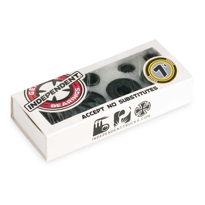Independent truck co Cuscinetti skate Genuine parts abec 7 005558