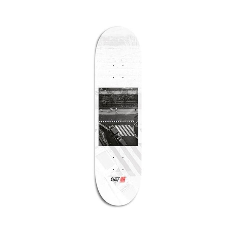 Chef Deck skate Photo series deck 8.25 CHEFPHSRSDCK825