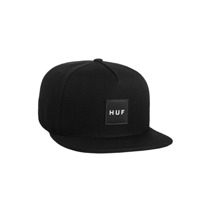 Cappellino Huf Box logo snapback HT00004