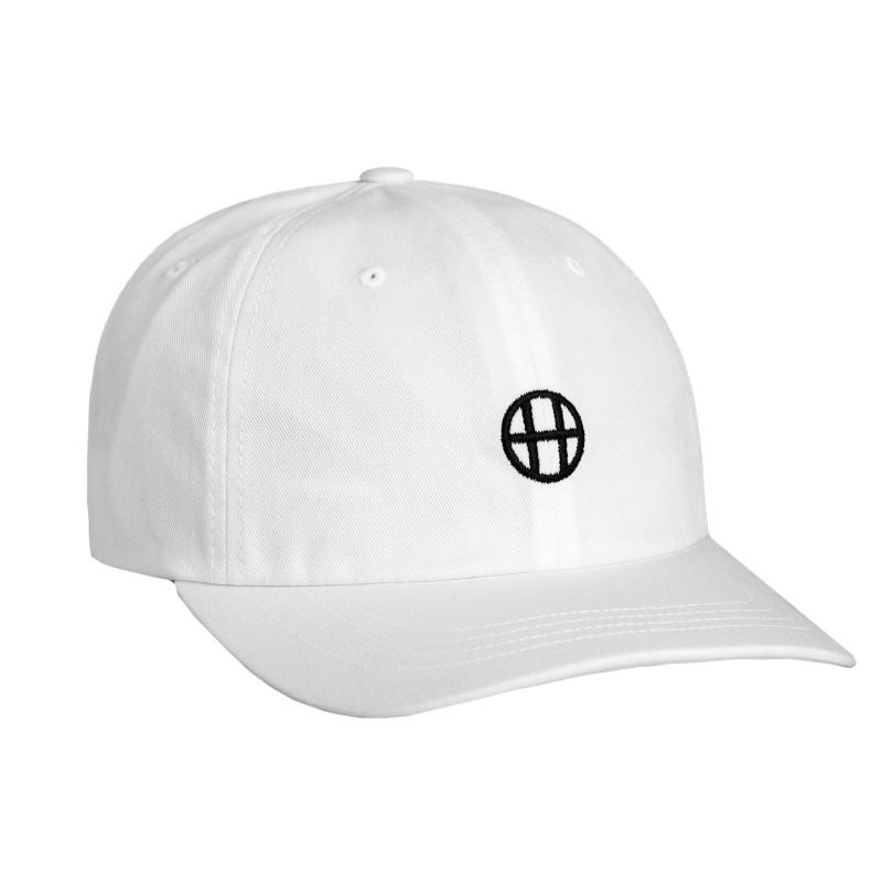Cappellino Huf Circle h curve visor 6 panel HT00018