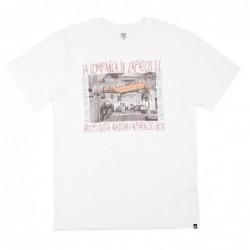 T-shirts Dc Shoes Crew downhill chile ss EDYZT03590-WBB0