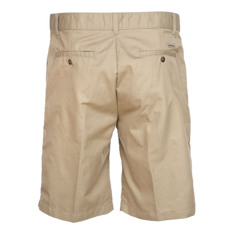 "Shorts ""10"" dickies khaki short WR902"