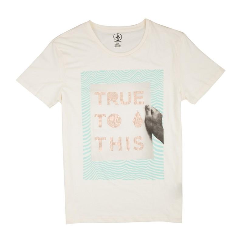 T-shirts Volcom Treu to this lw A4311759-0