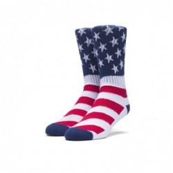 Calze Huf Huf fuck it flag socks 71317A012J