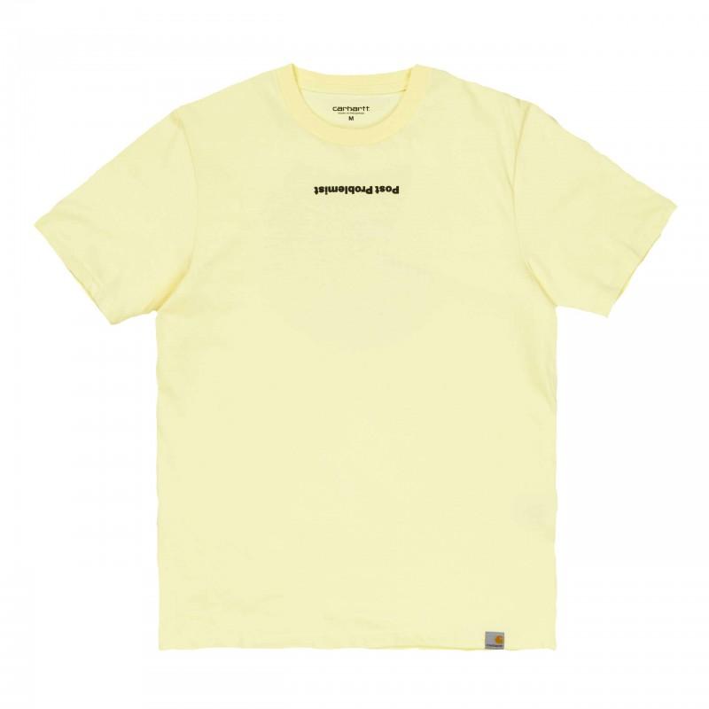 T-shirts Carhartt Post problemist t-shirt I023883