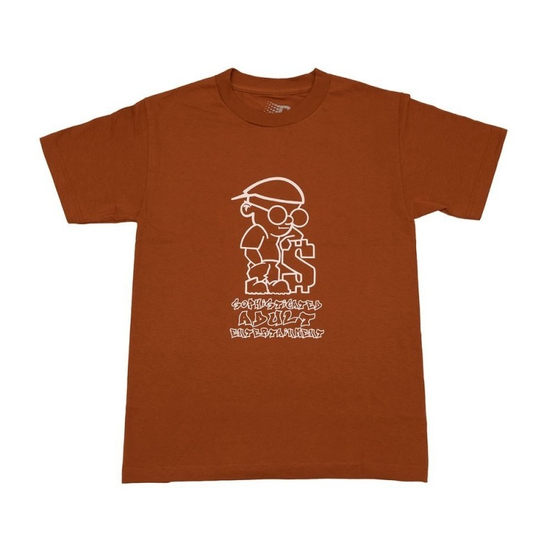T-shirts Bronze Sophisticated guy BSGTO