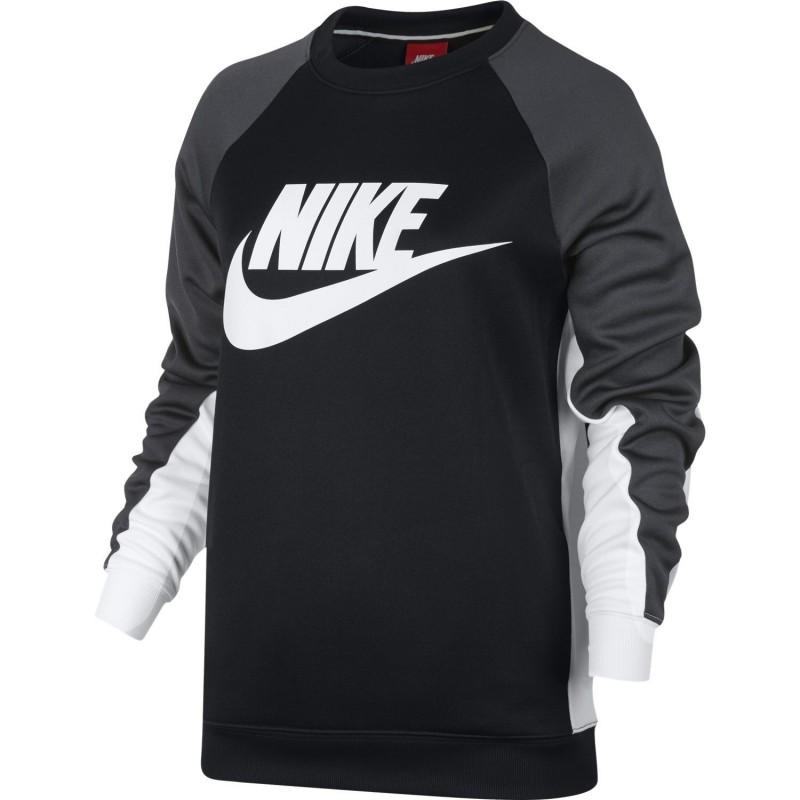 Nike sportswear Felpe nike W' sportswear crew 882903-010