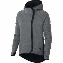 Felpe cappuccio Nike sportswear W sportwear tech fleece cape 908822-091