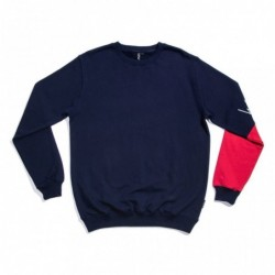 Felpe girocollo Wayward wheels Basque pullover crewneck WMC1713C01