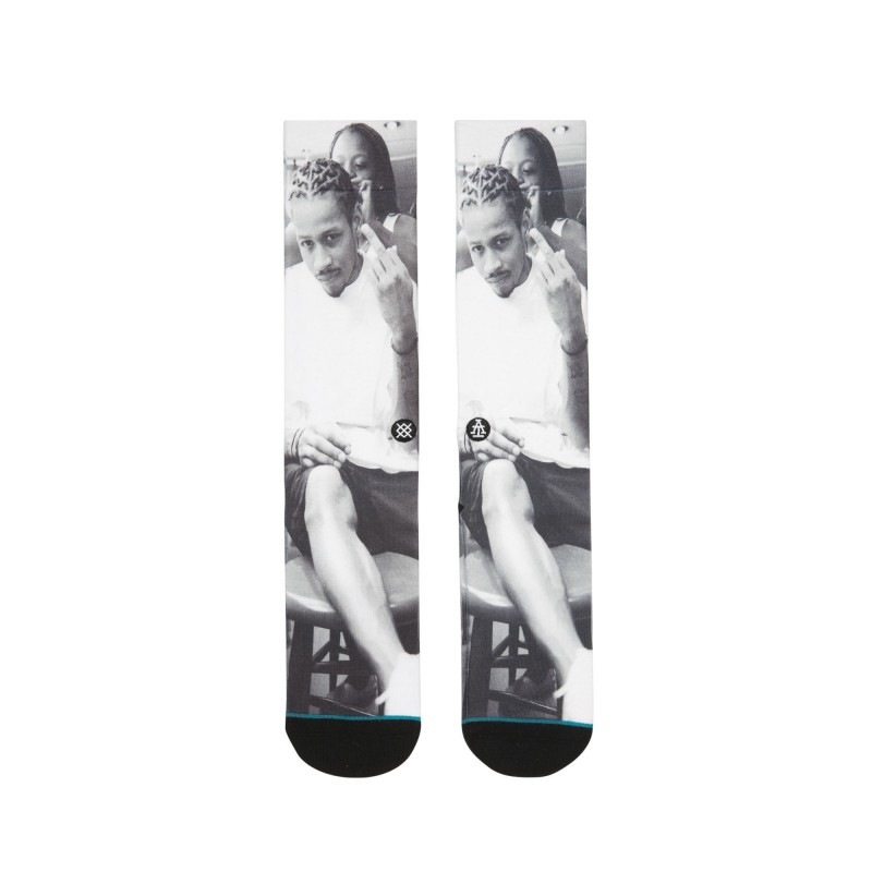 Calze Stance Pair of hearts blue collection M556A17PAI