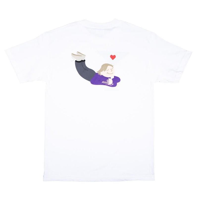 T-shirts Alltimers Dustin tee ALLDUSTEE