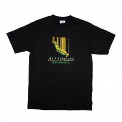 T-shirts Alltimers Sans tee ALLTSNSTEE