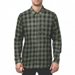 Camicie Globe Barkly vintage plaid ls shirt GB01614001