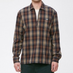 Camicie Obey Loose moves woven ls 181200199
