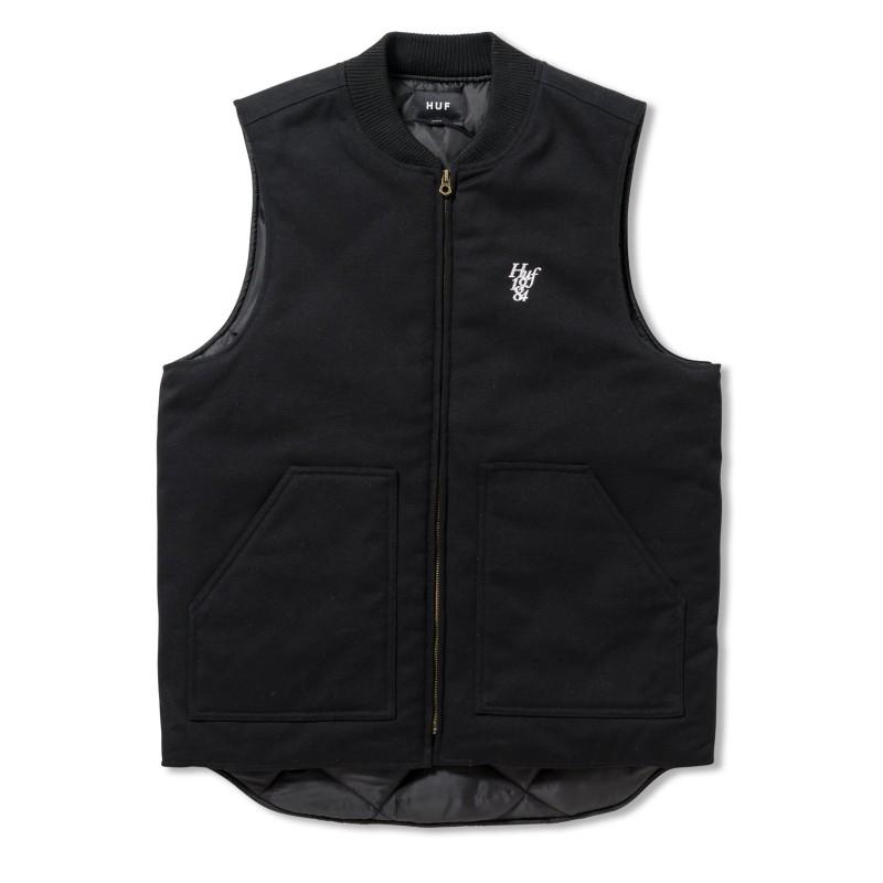 Giacche Huf Kilo whiskey vest JK00024
