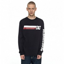 Dc Shoes T-shirts Disaster ls EDYZT03702-BYJ0