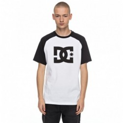 T-shirts Dc Shoes Star raglan ss EDYZT03707-WBB0