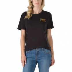 T-shirts Vans Boom boom tee VA3AKEBLK