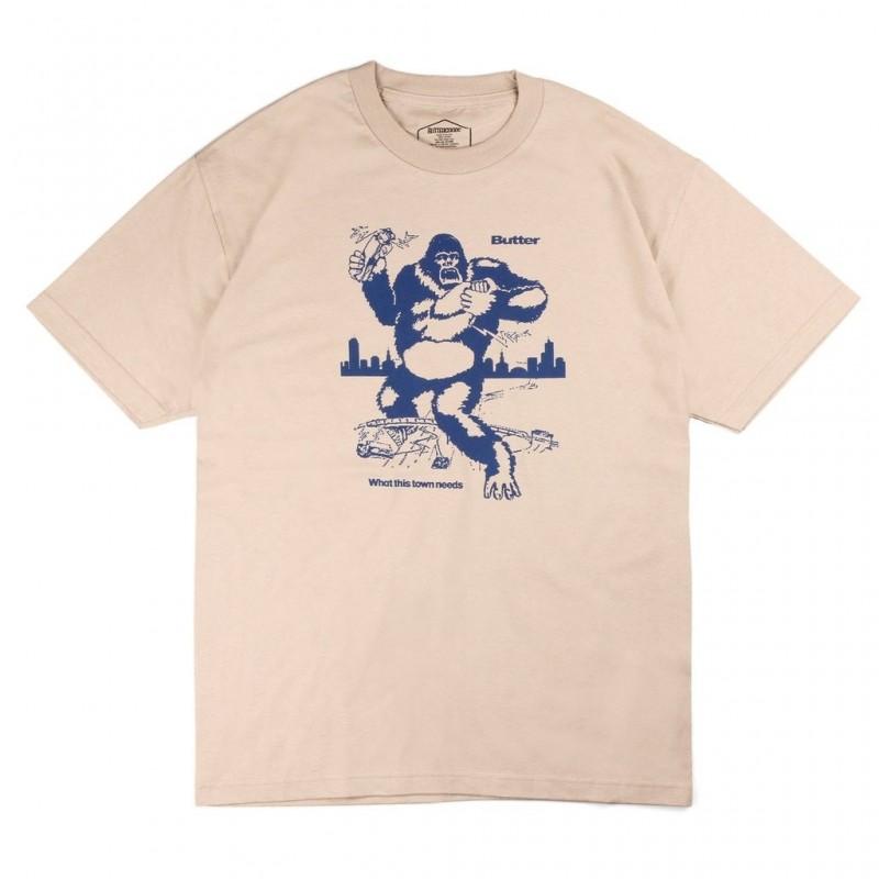 T-shirts Buttergoods Destruction sst BUG169