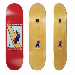 "Polar Deck skate My own business 8.125"" POLDBBUSIN8125"