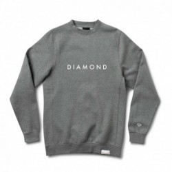 Diamond supply Felpe girocollo Futura crew E31DIAFUTCHH