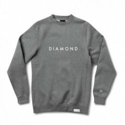 Felpe girocollo Diamond supply Futura crew E31DIAFUTCHH