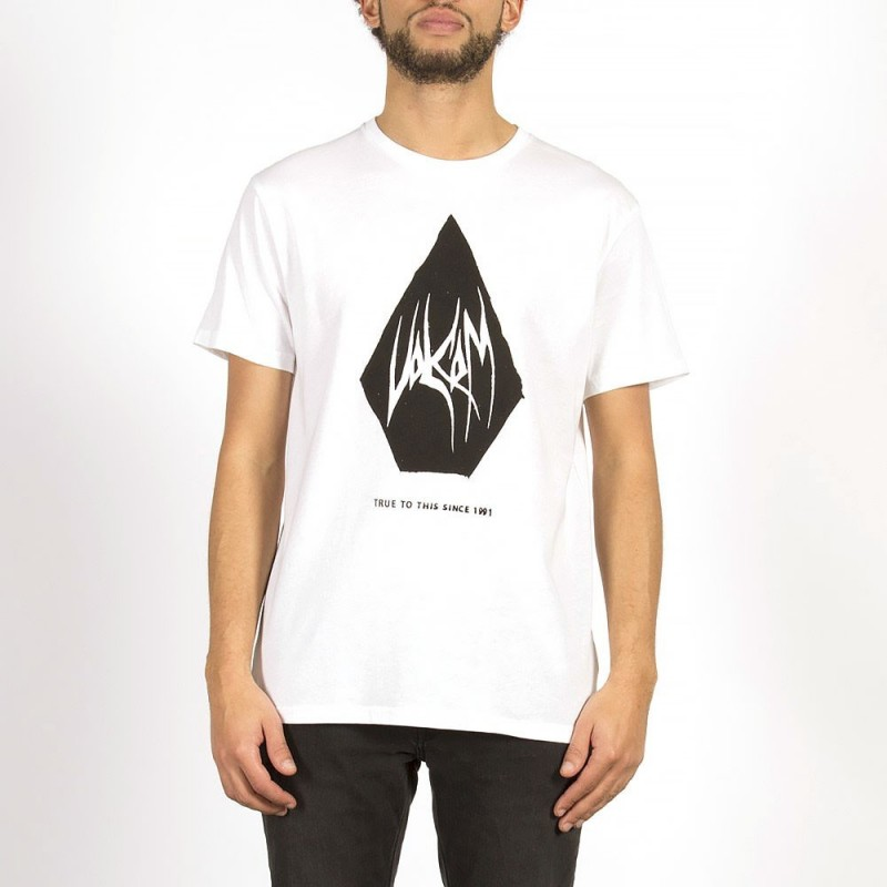 T-shirts Volcom Carving block bsc ss A3531755