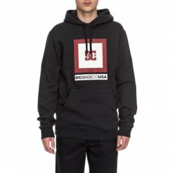 Felpe cappuccio Dc Shoes Attitude ph EDYSF03134-KVJ0