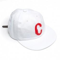 Chrystie NYC Cappellino Csc c logo hat CHRCSCLH