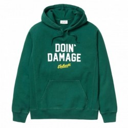 Felpe cappuccio Carhartt Hooded doin' damage sweatshirt I023802
