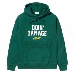 Felpe cappuccio Carhartt Hooded doin' damage sweatshirt I023802