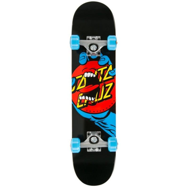 "Skate completo Santa cruz Hand dot micro sk8 complete 6.75\\"" SCSKC4542-AS675"