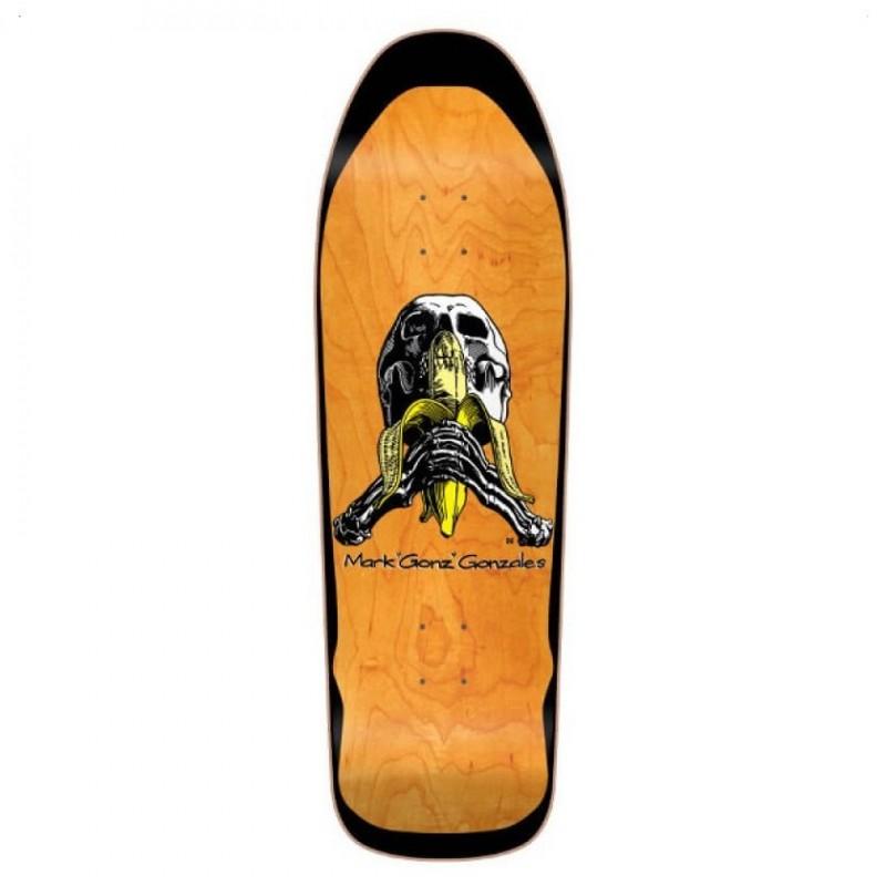 Blind skateboards Deck skate Gonzales skulls and bananas reissue 9005
