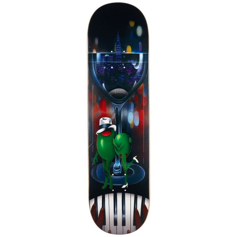 "NUMBERS Deck skate Koston deck 8.2"" NUMKD82"