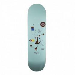 """Deck skate Magenta skateboard Leo miro 8.25\\"""" MAGLEOM825"""