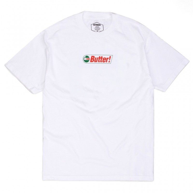 T-shirts Buttergoods Pitstop tee BUG216