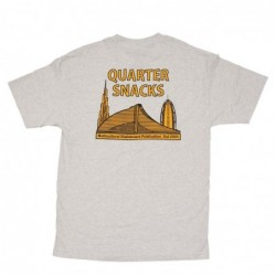 T-shirts Quartersnacks Dubai tee QSDUTEE